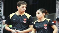 世乒赛混双地位飙升 国乒十年来首派主力出战