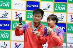 国乒亚洲杯包揽冠亚军 对日本队实现全面压制?
