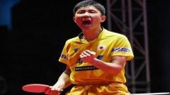 教练:张本伤愈超预想  期待世乒赛赢中国