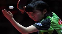 平野美宇被国乒打服了?世乒赛目标是优胜!
