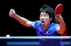 30岁日本老将最后1届世乒赛!不想输队友不想输中国选手