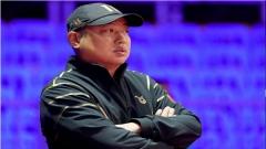 刘国梁未能如愿以偿  中国混双同区无缘会师决赛