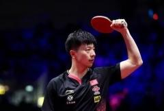 乒联排名:樊振东丁宁继续领跑  马龙升至第五位