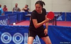 美籍华人沈伟妮首次担任美国乒乓球队首席执行官