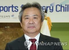 韩体育会长获IOC委员提名 目前韩仅柳承敏一人任职