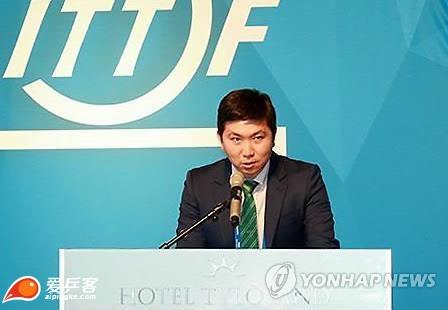 有私心动机不纯? 柳承敏竞选韩乒协会长很糟心