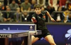 香港赛丨国乒男女单打悉数过关 冯亚兰绝杀前日本国手
