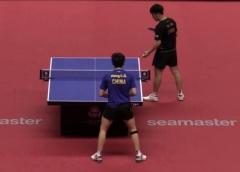 日本赛资格赛就上演中国德比  王楚钦2-4惨负闫安