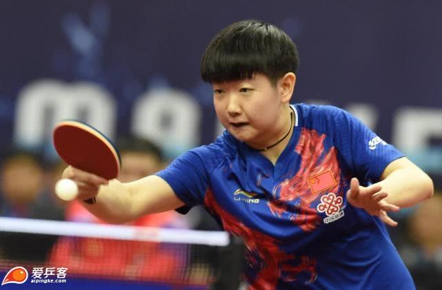 日本公开赛国乒女单7人进正赛 孙颖莎险胜