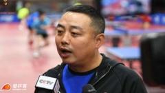 刘国梁:东京奥运乒乓球首金,混双这块金牌牵一发而动全身