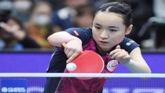 难道日本女乒就剩下伊藤美诚一人和中国抗衡了吗?