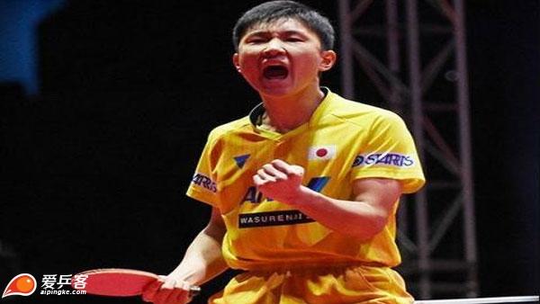 张本智和16岁生日:为东京奥运拼尽全力争取胜利