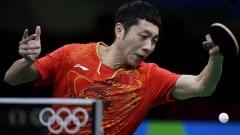 直板乒乓艺术家许昕——智慧与美的使者