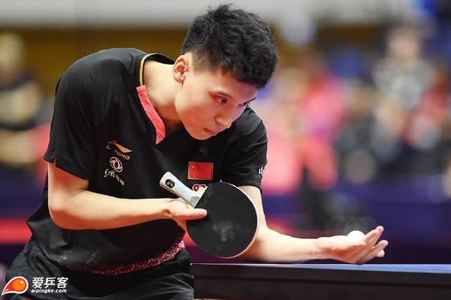 澳乒赛资格赛国乒男队6人晋级 孙闻逆转日本选手