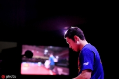 澳乒赛许昕4-0王楚钦 连续三站获得男单冠军