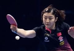 日本黑马4-2陈梦 加藤:我能击败中国球员