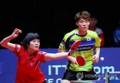 韩国无缘平壤乒乓公开赛 国乒两位老将出战