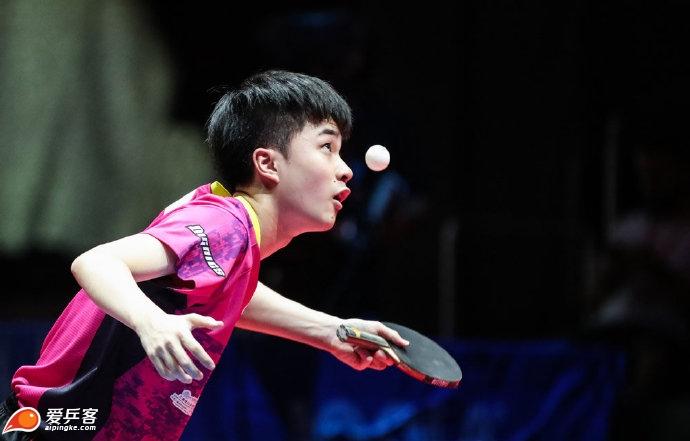 捷克赛丨林昀儒4-1奥恰洛夫 获第一个公开赛冠军
