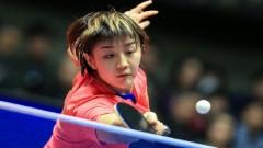 陈梦赞刘诗雯实力超王曼昱!表态剑指奥运会