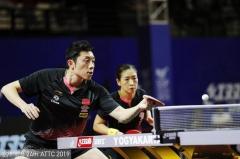 亚锦赛21日赛程:国乒女单、混双冠军提前锁定 男双争取会师决赛!
