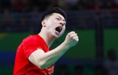 世界杯团体赛国乒名单出炉:马龙丁宁领衔