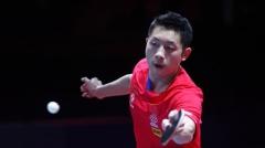 德国赛10日:许昕4-1西蒙高茨 国乒男单2人输外战