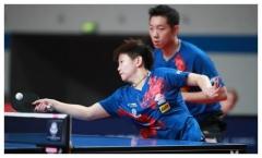 德乒赛中国队男双混双获两金 韩国组合女双夺冠