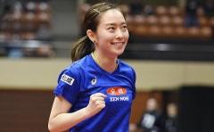日本女乒东京奥运第2人竞争激烈 平野石川本周参加成都世界杯
