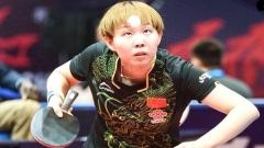 朱雨玲作为头号种子出战世界杯,你看好她夺冠吗?