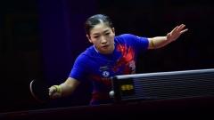 刘诗雯世界杯夺冠挑动日乒敏感神经,日媒点出中日差距点