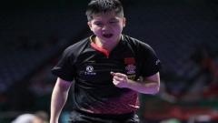 乒联11月排名:樊振东重返世界第一 陈梦女子首位
