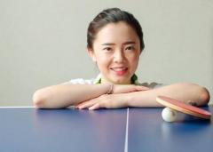 她曾是国乒第一美女 却入籍韩国成乒坛一姐