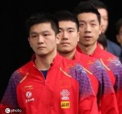 中国男队3-0横扫日本队 剑指世界杯8连冠