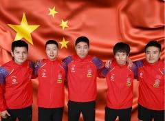 世界杯:中国男队3-1韩国队  获8连冠