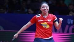 美国姑娘张安预定许昕 要和他打休士顿世乒赛混双