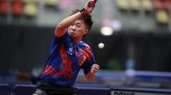 奥地利赛16日:国乒混双男双冲冠 赵子豪对黄镇廷