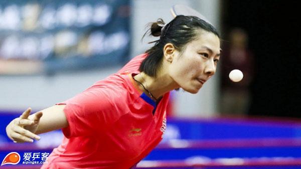 """丁宁20个世界冠军加身为何比不上刘诗雯?还被喷""""水满贯"""""""