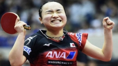 伊藤美诚周一到郑州周二就将开练 ,能否 登顶世界NO.1