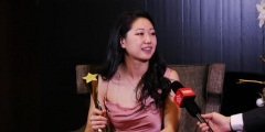 张安斩获年度突破新星奖:非常激动更加自信
