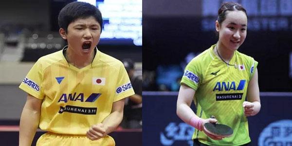 一数据暗示东奥国乒挑战大,日乒男女第1平均年龄仅17