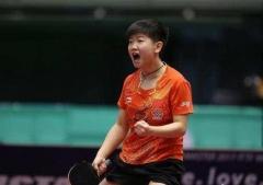 央视点名国乒小魔王!5个月6冠,19岁成世界第2