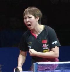血战到底吓傻日本记者 两冠军刘国梁面临幸福烦恼