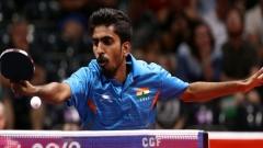 印度男乒资格赛五人名单公布 期待首战奥运团体赛
