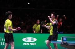 乒联世界团体资格赛将开打 9个奥运团体席位谁得?