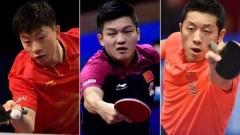 奥运军团巡礼|中国乒乓:国乒不给的金牌 你不能抢