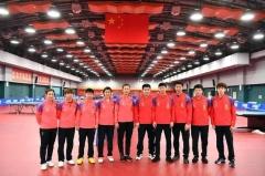 国乒追求极致强体能春节无休 每个主力配体能教练