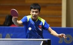 刘国梁欲打造第二个张继科,亲自为16岁新星当陪练