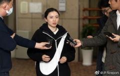 """韩国乒乓球队""""内讧""""结束 田志希向刘南奎道歉"""