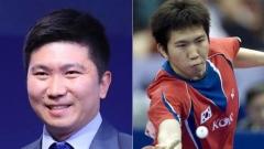 韩国乒协主席太极虎 拼劲不减谋大事