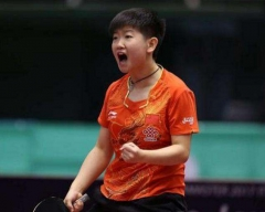 小魔王的乒乓崛起之路 她未来瞄准大满贯